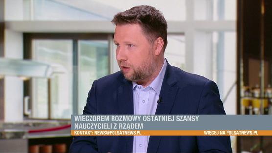 Śniadanie w Polsat News - 07.04.2019