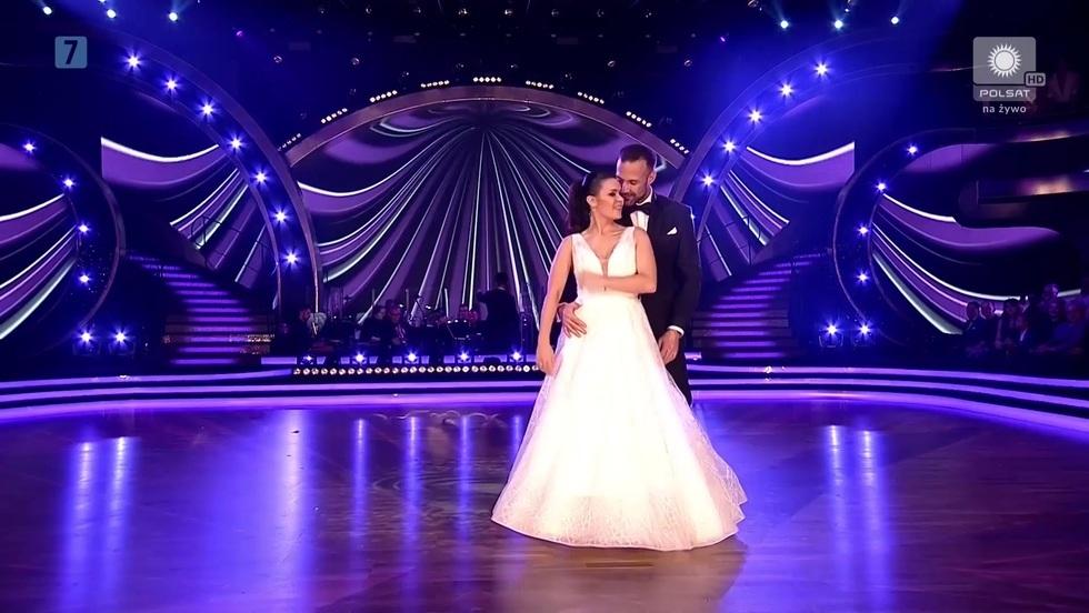 Hania i Łukasz odświeżyli swój taniec weselny