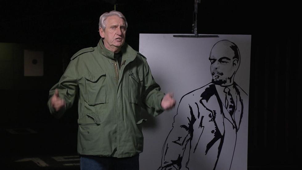 Tajna historia XX w. - Zamach na Lenina