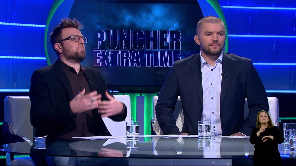 Puncher: Extra Time 19.11.2018